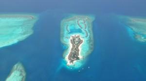 Maldyvų salos iš oro taksi